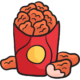 nuggets de pollo coroko