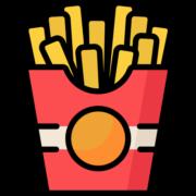 patatas fritas coroko