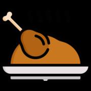 pollo a l'ast clásico coroko en gandia para llevar y a domicilio