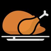 pollo asado a la brasa coroko. restaurante en gandia