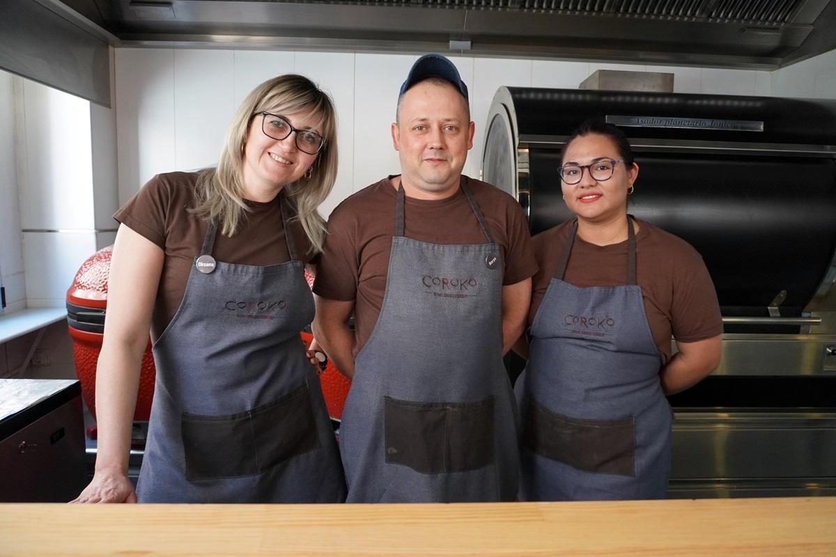 trabajar en coroko restaurante de hamburugesas y pollo a la brasa en gandia